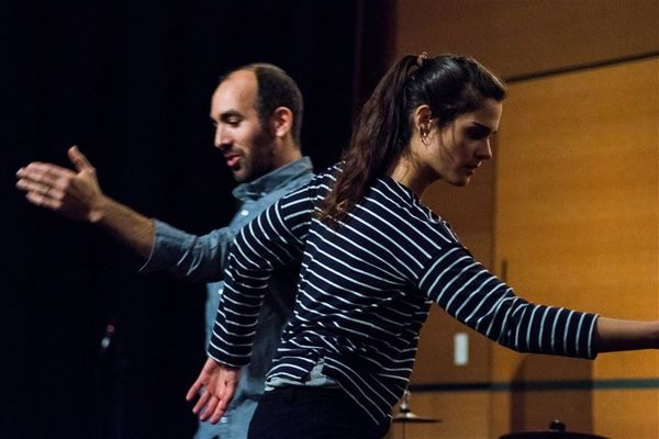 Residency: Storytelling in Improvisation CCA